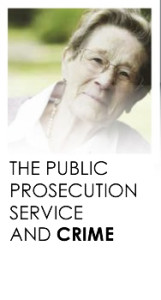 The Public Prosecution Service and Crime