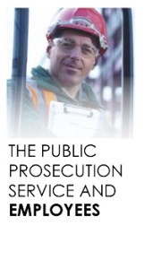 The Public Prosecution Service and Employees